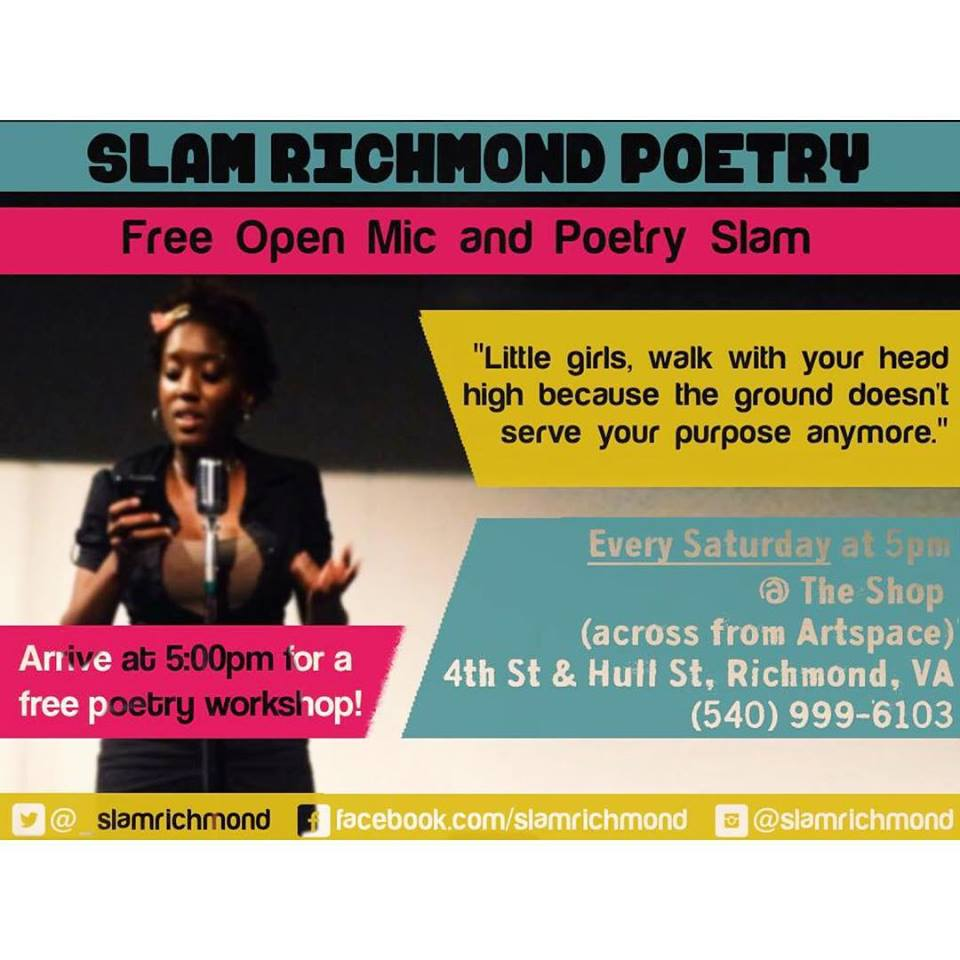 2nd Saturday Poets 2: The Good Word: More Saturday Options