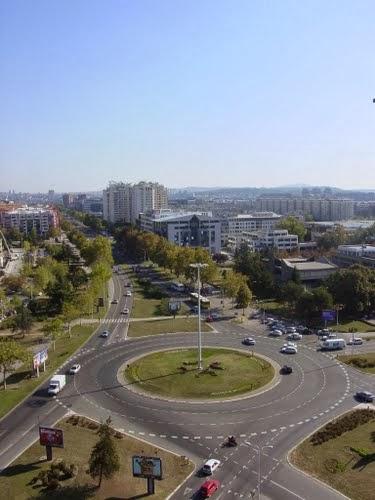 Obuka vozaca Novi Beograd