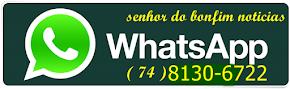 SENHOR DO BONFIM NOTICIAS