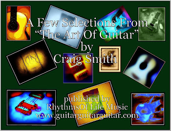 "Craig Smith's ""Art Of Guitar"""
