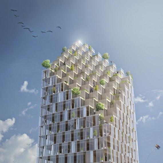 Cabelkawan architecture du futur for Architecture du futur