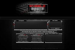 SoundClick Layout For WheelzBeatz