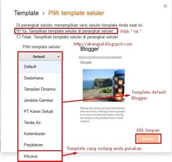 Cara Menyesuaikan Tampilan Template Mobile, Cara Menyesuaikan Tampilan Templet Seluler, Tips Seo, Edit Template,cara template blogger tampilan handphone, hp, ponsel.