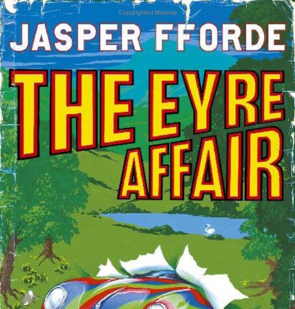 The eyre affair movie