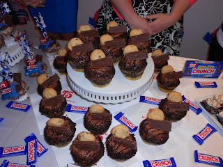 crunch+birthday+treats Nestle Crunch 75th Birthday Party At Sweet E's Bake Shop