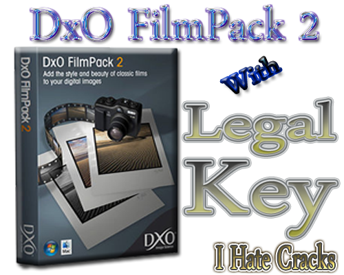 Get DxO FilmPack 2 With Legal And Free Activation Code