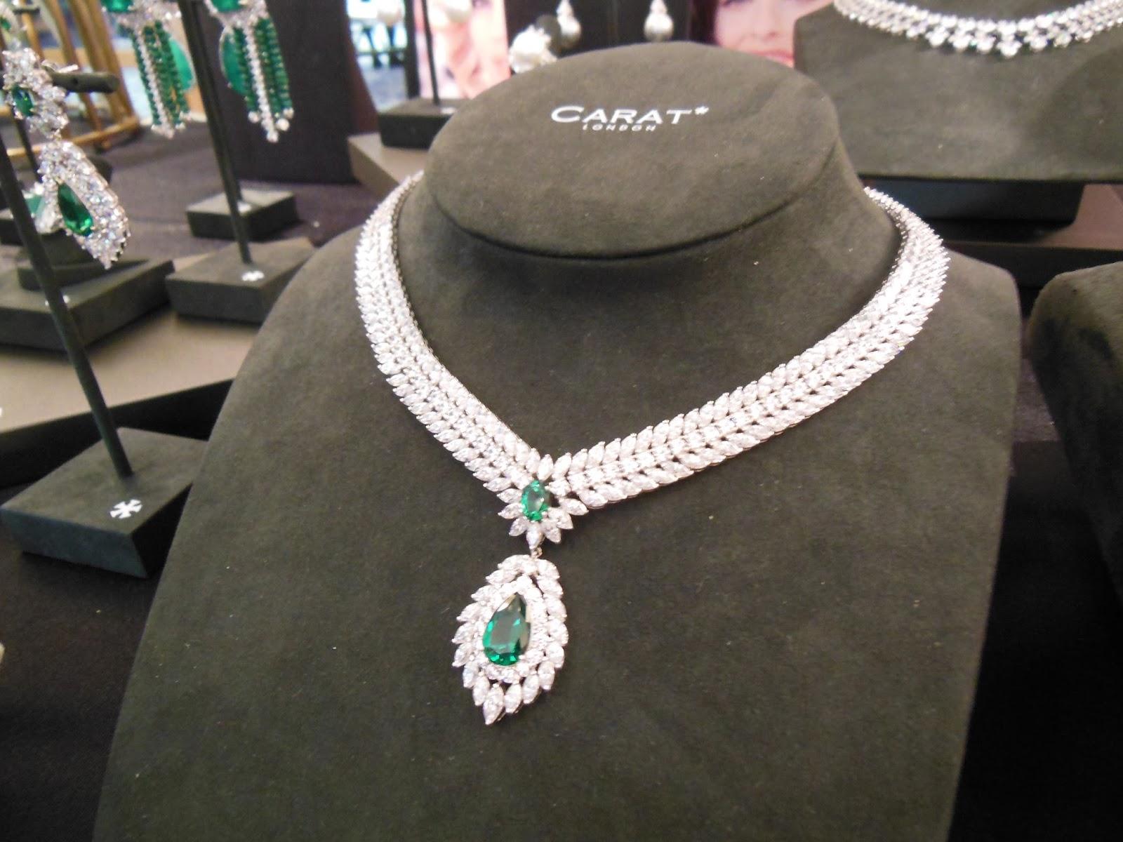 BAFTA jewellery from Carat London