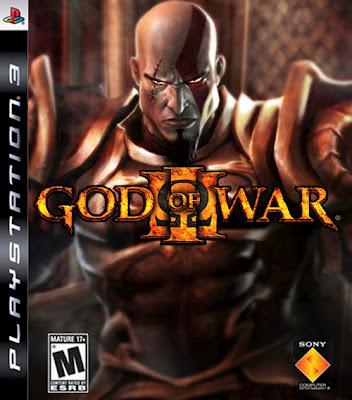 Drike johnson games: god of war 3.