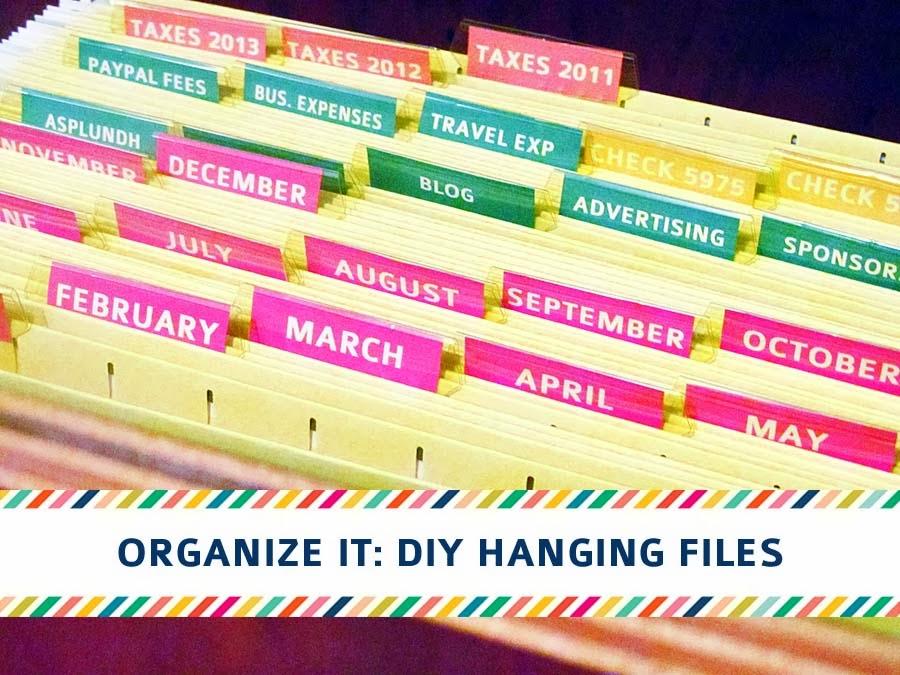 Organizing coupons alphabetically