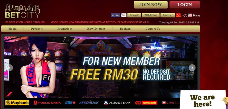 Casino credit free from gambling site sports web