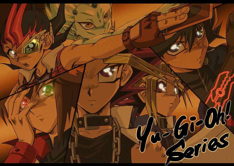 Yu-Gi-Oh Is My Life