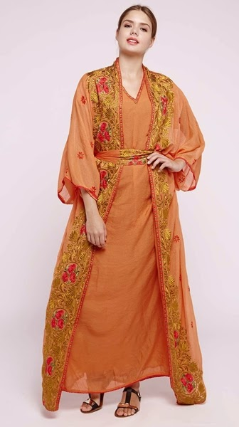 Party Wear Arabic Maxi