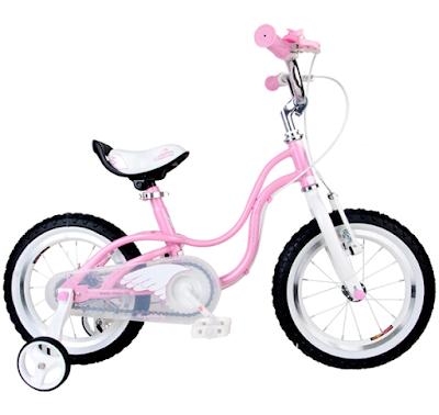 Tìm hiểu ưu điểm xe đạp cho bé trước khi mua
