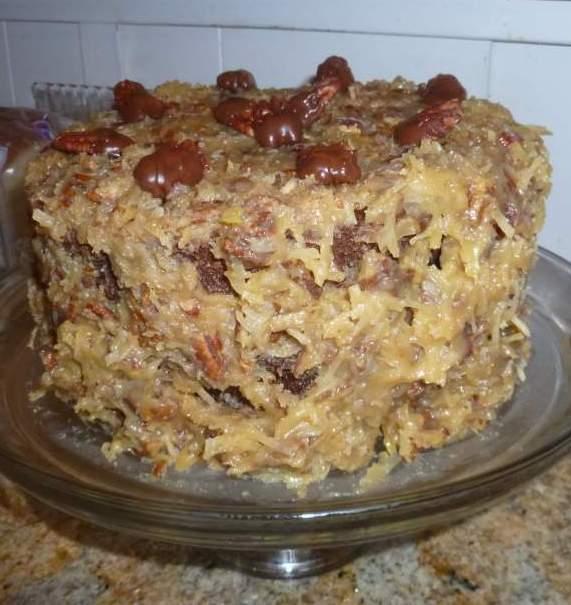 Southern living chocolate cake recipe