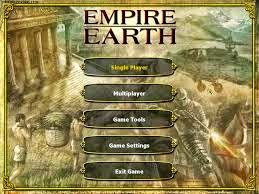 Empire Earth 1 Full Version For PC