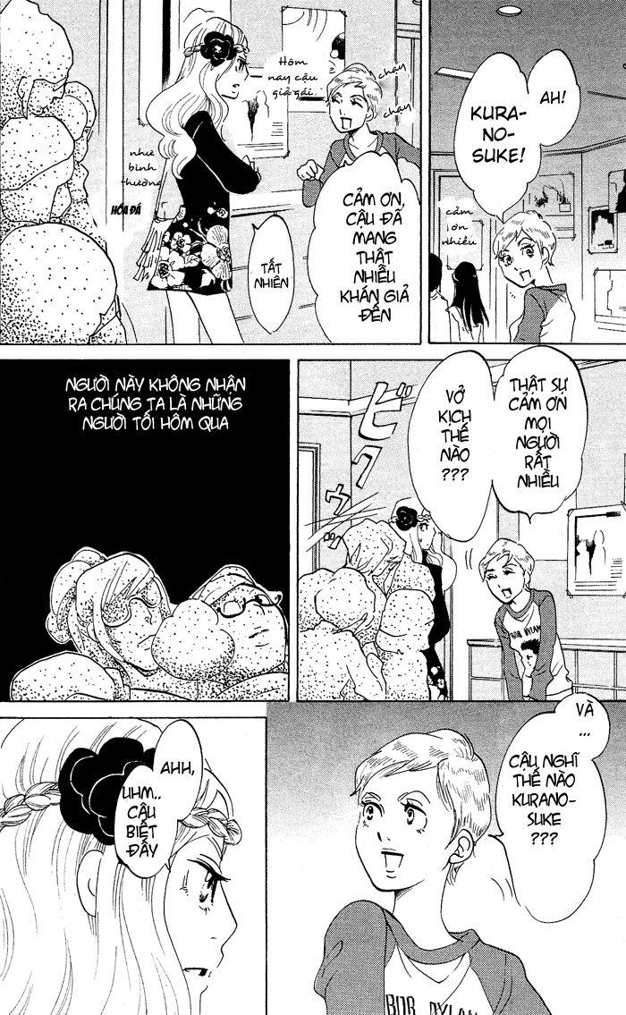 Kuragehime chap 26 - Trang 23