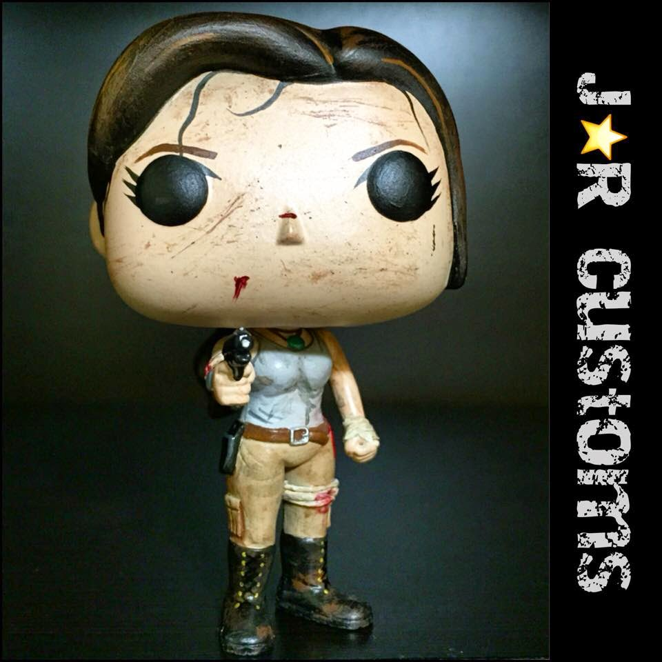 Funko Pop! Custom Lara Croft