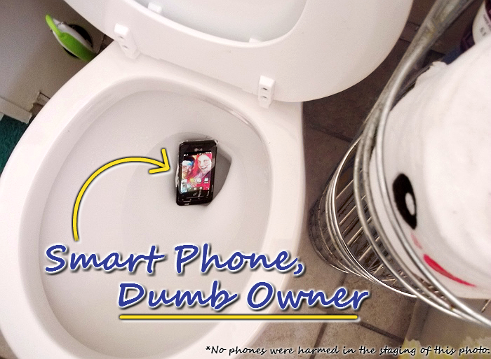 Smart Phone, Dumb Owner #FamilyMobile #Shop