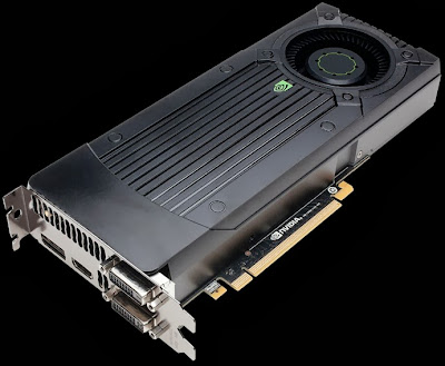 VGA Card NVIDIA GeForce GTX 760 Terbaru