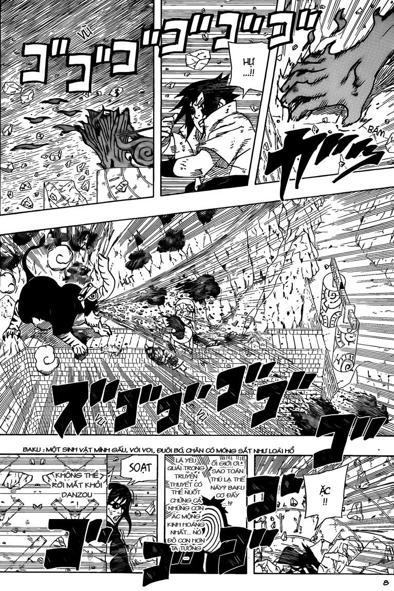 Naruto chap 479 Trang 7 - Mangak.info