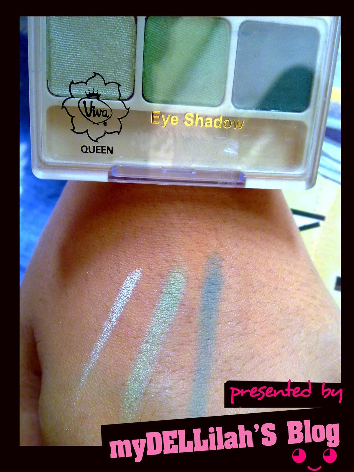 Product Review Eyeshadow Murah Meriah