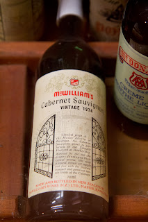 1974 - we bought 12 bottles ; )