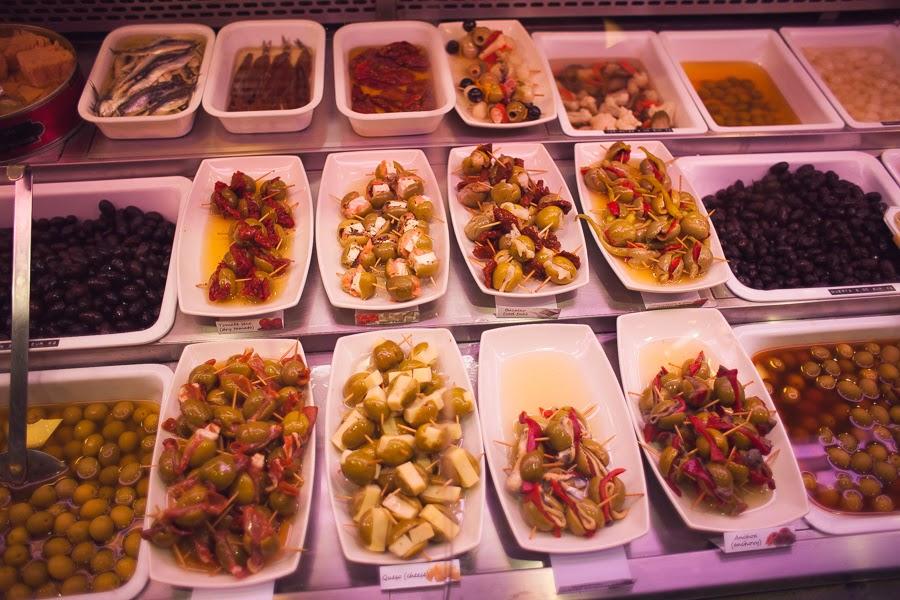 Рынок Бокерия, Барселона, Испания