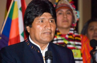 Bolivia Gives Legal Rights To The Earth - President of the Plurinational State of Bolivia - Evo Morales