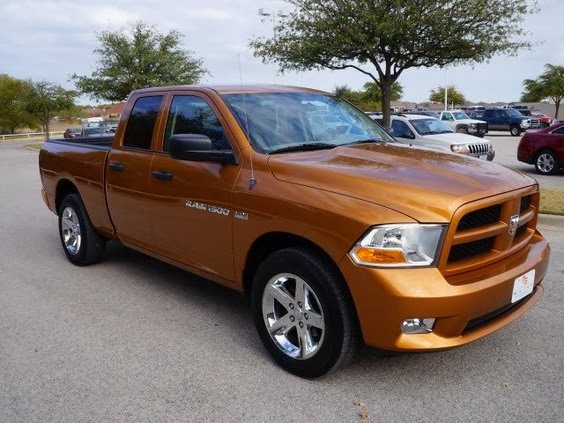 TDY Sales 817-243-9840 $26,980 For Sale 2012 Ram 1500 ...