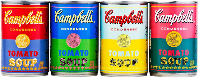 Campbell's Tomato Soup, Andy Warhol, Target