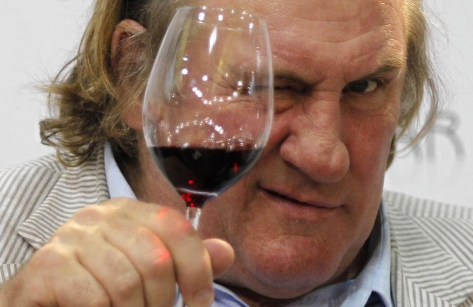 photo boire 1 2 bouteille de vin par jour