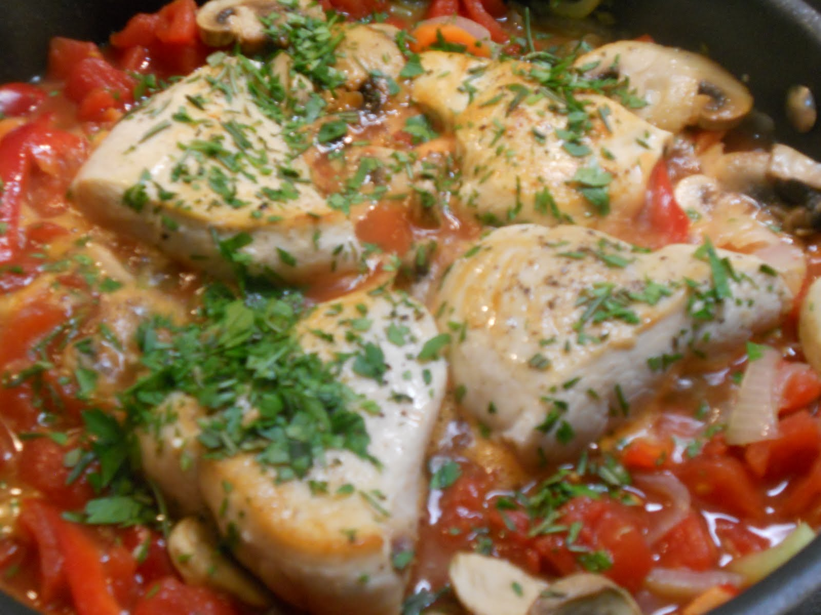 easy chicken cacciatore chicken cacciatore is one of those dishes i ...
