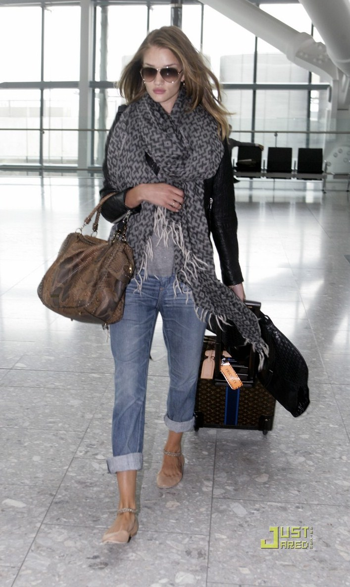 Rosie Huntington Whiteley Style
