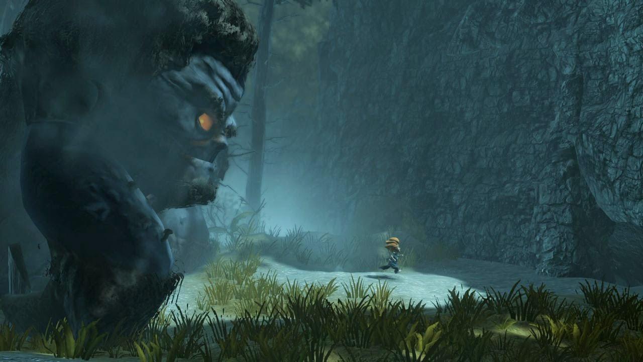 Max: The Curse of Brotherhood screenshots