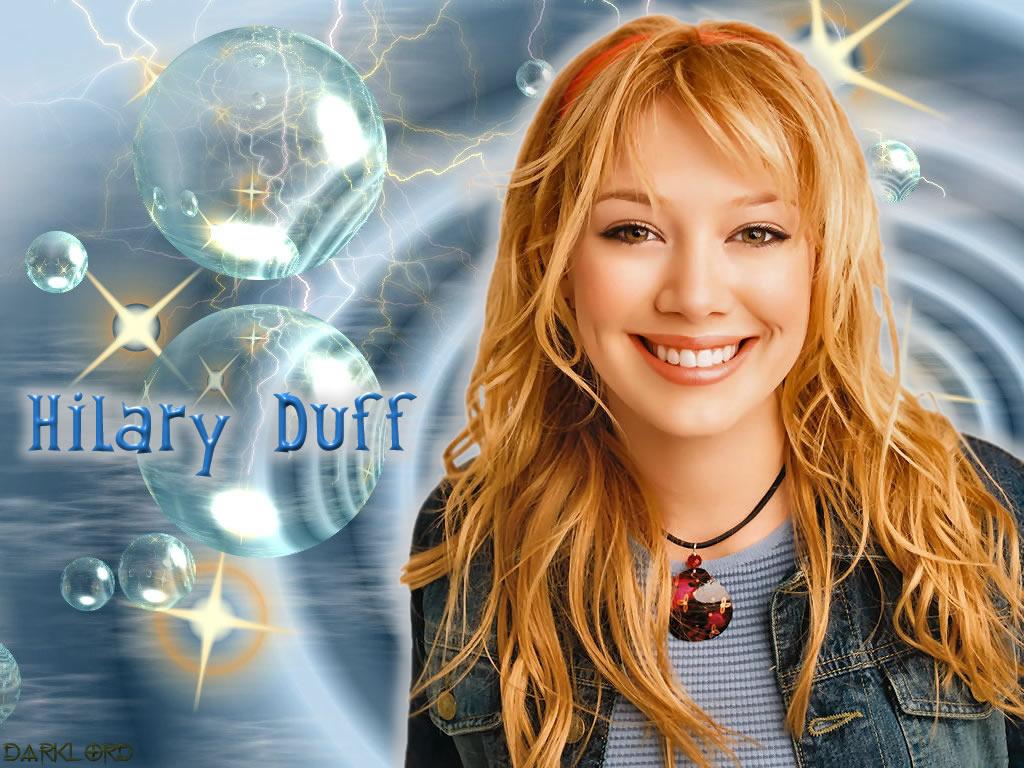Hilary Duff - Wallpaper Actress