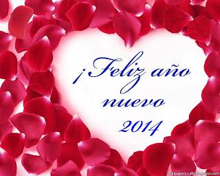 Frases De Feliz Año Nuevo: Amor Feliz Año Nuevo 2014