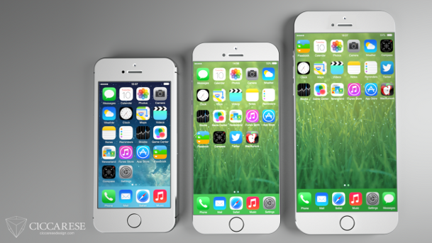 New report claims 4.7- and 5.5-inch iPhone 6