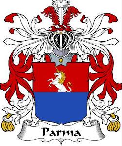 Brasão Sobrenome Parma