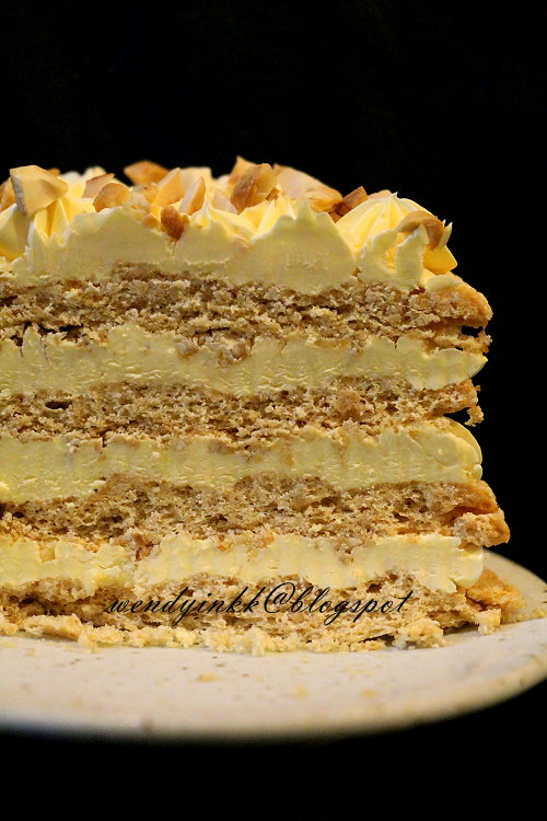 Table for 2.... or more: Sans Rival -AFF Philippines~Pinoy Bakes #3
