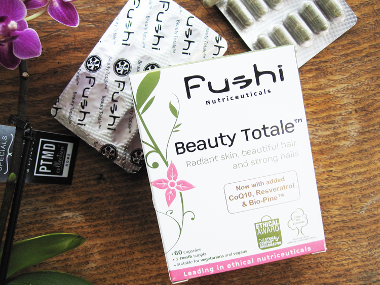 Fushi Beauty Totale Supplements review