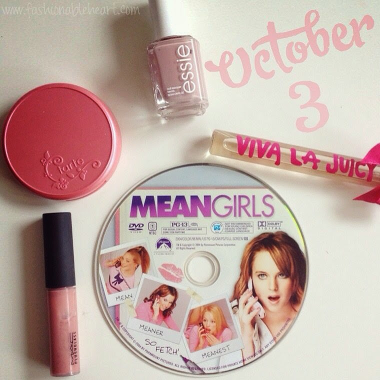 Mean Girls Day October 3rd