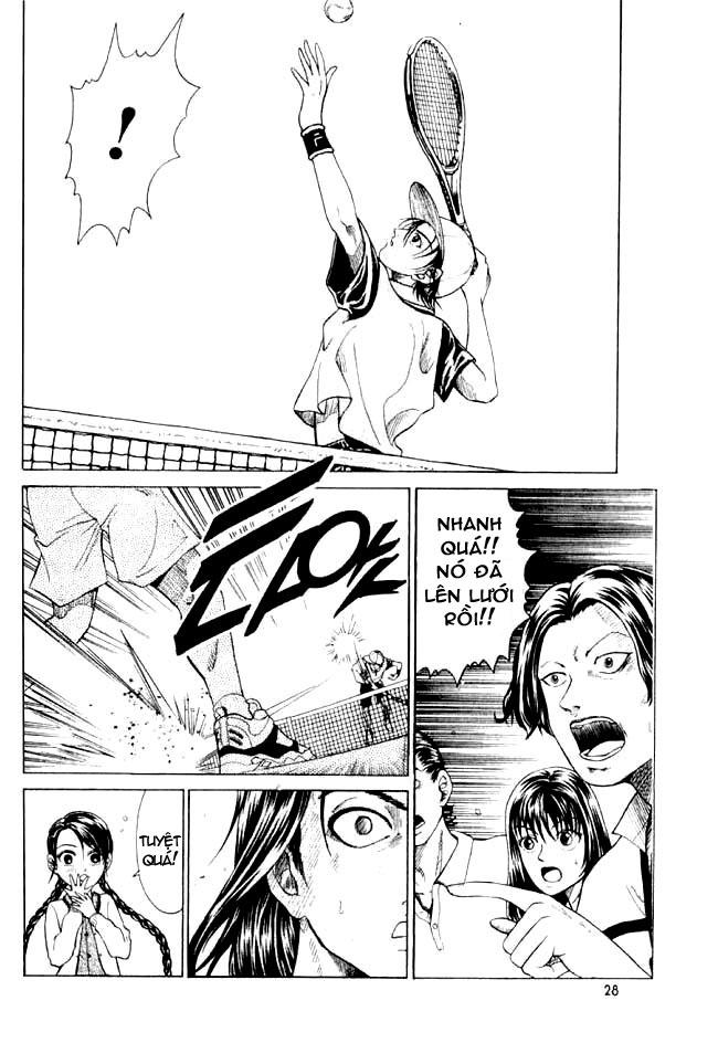 Hoàng tử Tennis Chap 1 - Trang 26