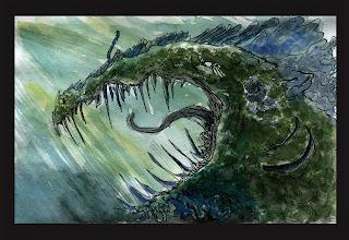 18. Sea green