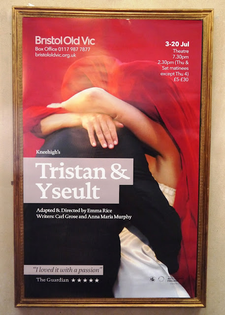 Kneehigh Theatre Tristan and Yseult, Bristol Old Vic