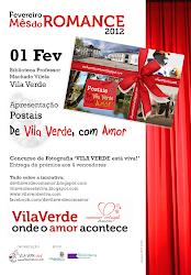 Postais 'De Vila Verde, com Amor'