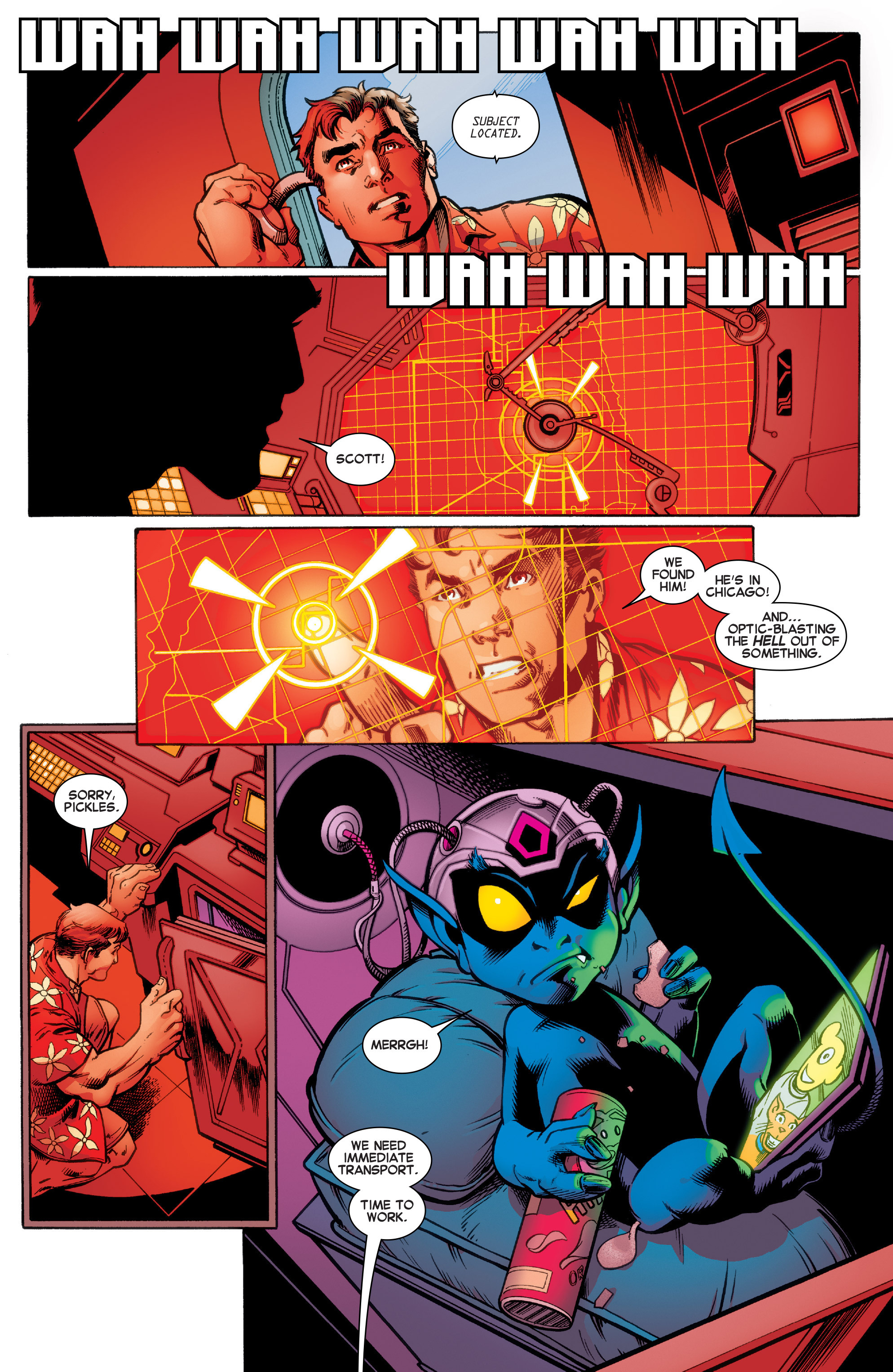 All-New X-Men (2016) Issue #1 #2 - English 21