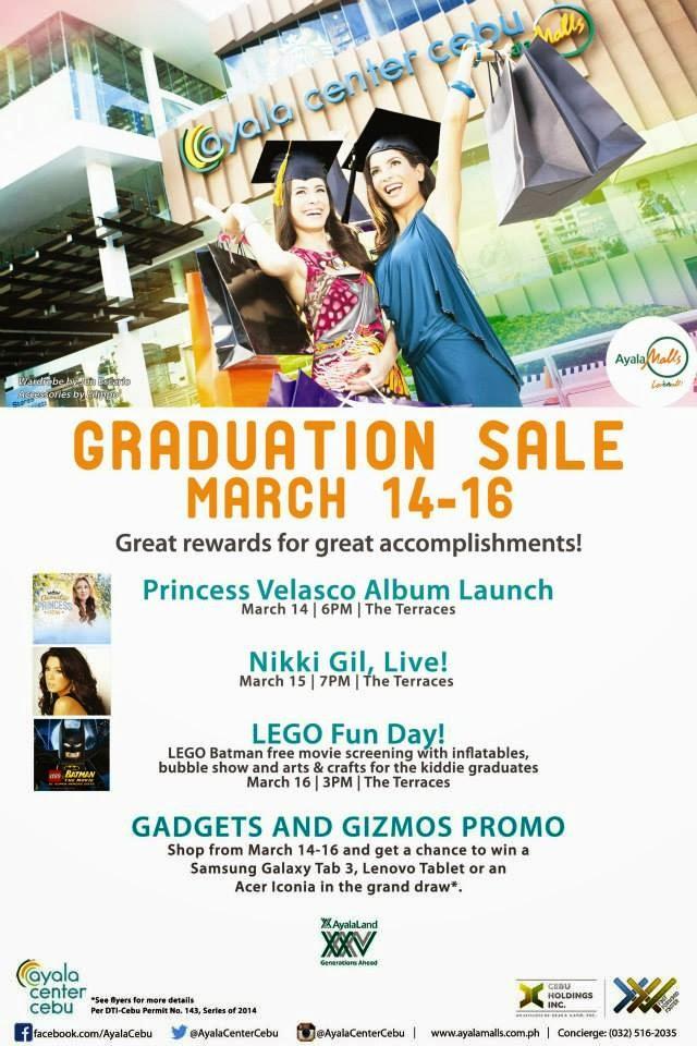 Graduation_Sale_2014_Ayala_Center_Cebu