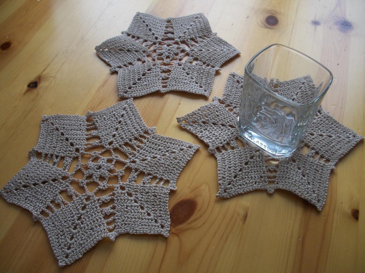 Mes dessous de verre et de tasses
