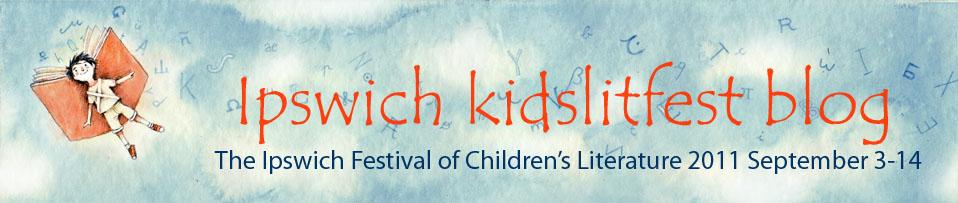 Ipswich kidslitfest blog