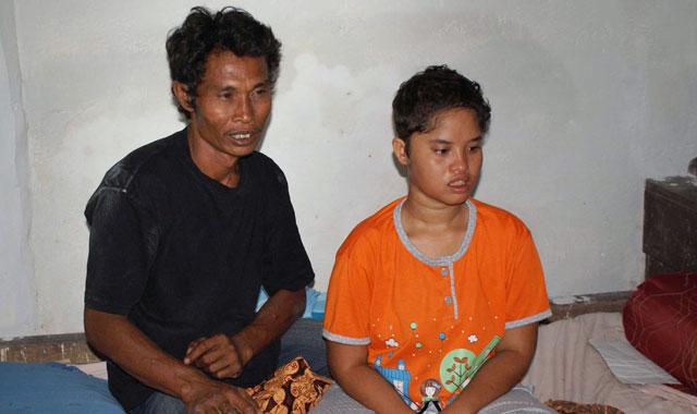 Gadis yang disangka mati ketika Tsunami Aceh pulang selepas 7 tahun